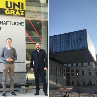 Vortrag an der Universität Graz