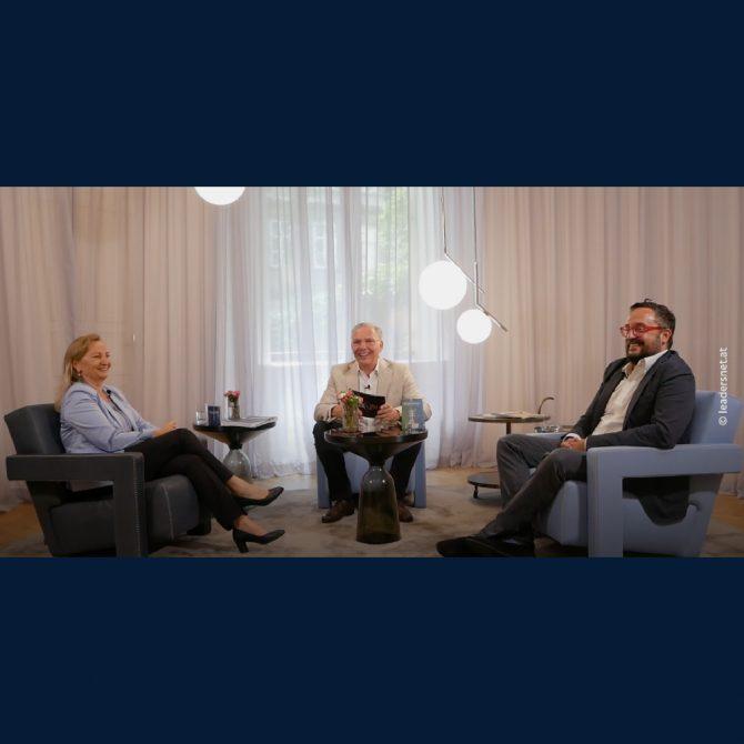 """Leadersnet-Talk """"Regionales Wirtschaften"""""""